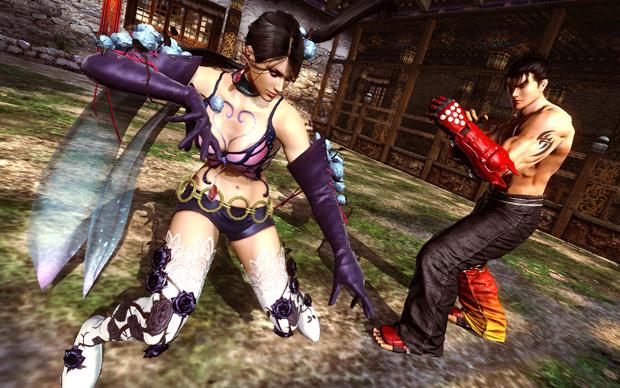 Tekken 6 (Foto: Divulgação)