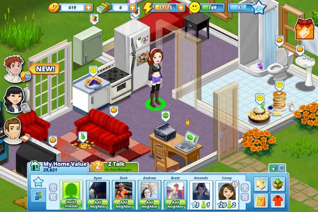 Os melhores jogos para facebook de 2012 not cias techtudo Create your house game