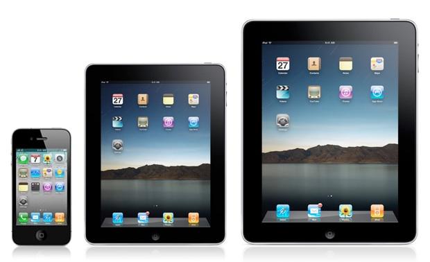 iPad Mini e até iPad de 10 polegadas podem chegar em breve com o iPhone 5 (Foto: Reprodução)