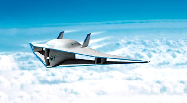 supersonic-biplane