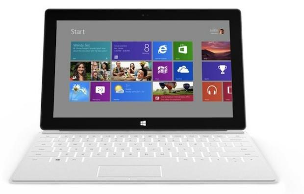 Microsoft Surface chegará no fim de outubro (Foto: Divulgação)