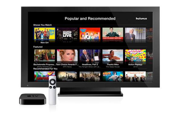 Aplicativo Hulu Plus chega a Apple TV e oferece uma grande variedade de programas de TV e filmes Foto Reproduçao