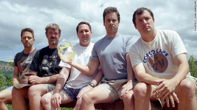 Em 2002, o pote de vidro se tornou bem maior (Foto: Reprodução)