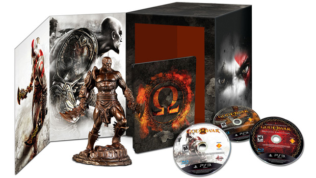 God of War Omega Edition (Foto: Divulgação)