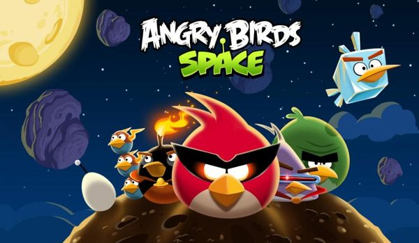 Angry Birds Space (Foto: Angry Birds Space)