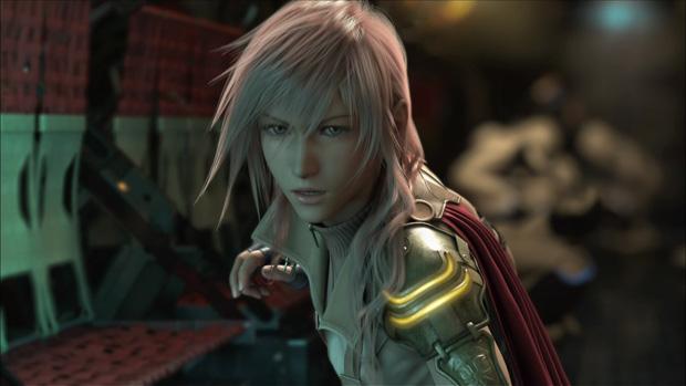 Lightning é a heroína da série Final Fantasy XIII (Foto: Divulgação)