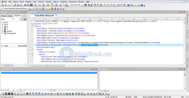 Linha do código a ser copiado (Foto: Reprodução)