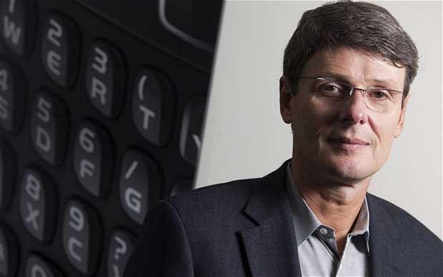 CEO da RIM garante que BB10 vai ser um diferencial (Foto: Divulgação)
