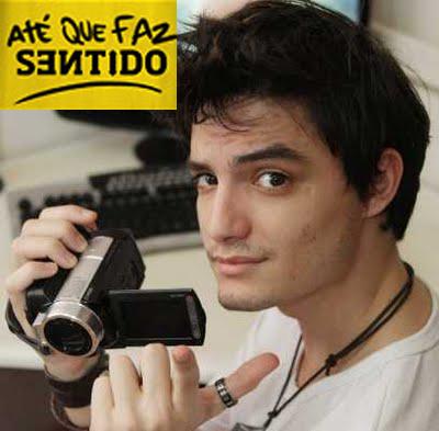 Felipe Neto também tem um programa na Multishow (Foto: Reprodução)