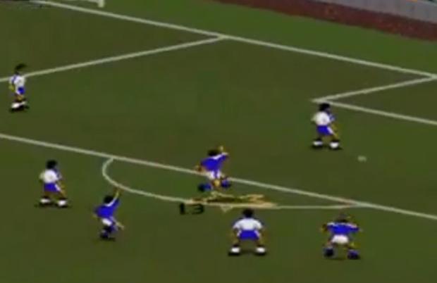 FIFA Soccer 95 (Foto: Reprodução)