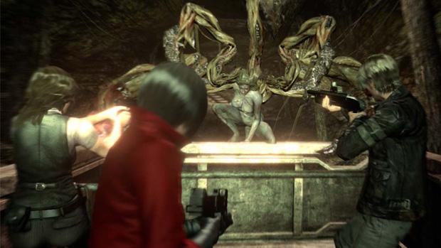 Resident Evil 6 (Foto: Divulgação)