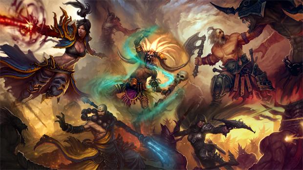Conheça as classes de Diablo 3 (Foto: Divulgação)