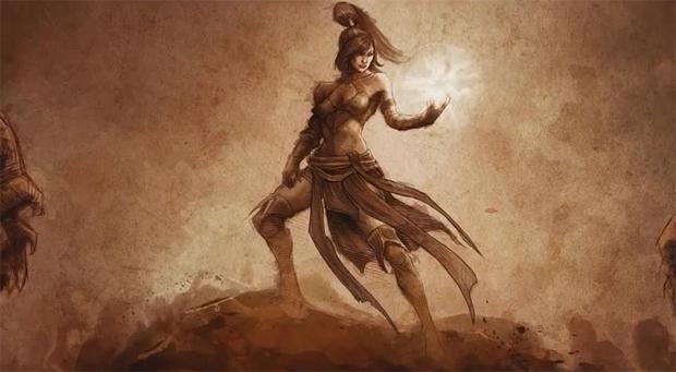 Arcanista de Diablo 3 (Foto: Divulgação)