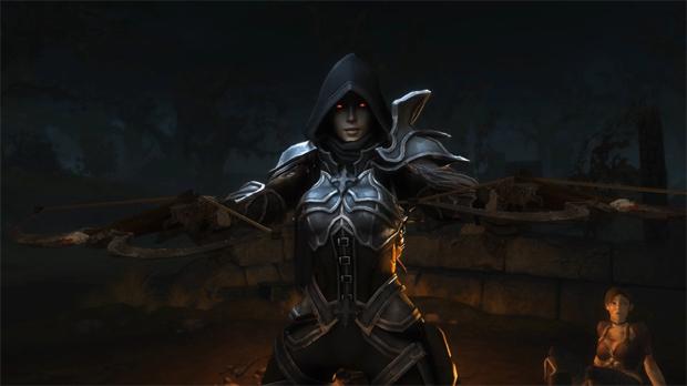 Caçadora de Diablo 3 (Foto: Divulgação)