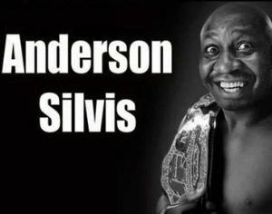 Mussum como 'Anderson Silvis' (Foto: Reprodução)