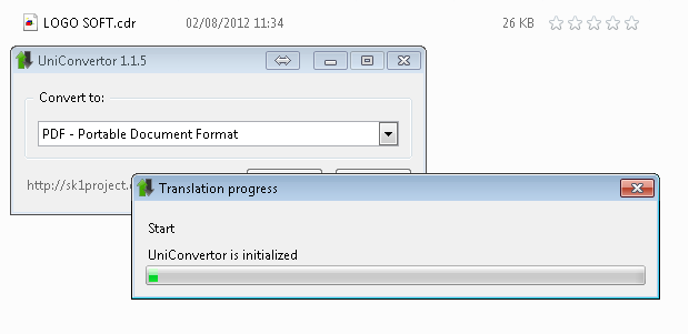 convert cdr to pdf format online