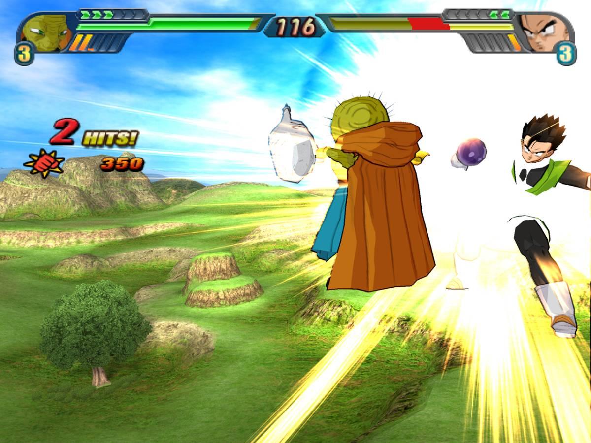 Dragon Ball Z: Budokai 3 voltará com gráficos melhorados (Foto