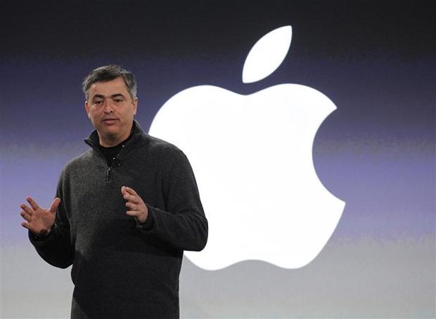 Vice-presidente da Apple: Eddy Cue (Foto: Reprodução) (Foto: Vice-presidente da Apple: Eddy Cue (Foto: Reprodução))