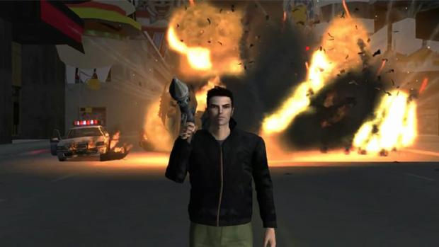 Grand Theft Auto 3 Rage Classic (Foto: Divulgação)