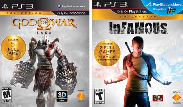 Coleção de God of War inclui cinco jogos em um único pacote (Foto: Divulgação)
