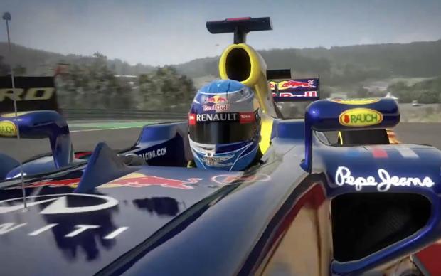 F1 2012 (Foto: Reprodução)