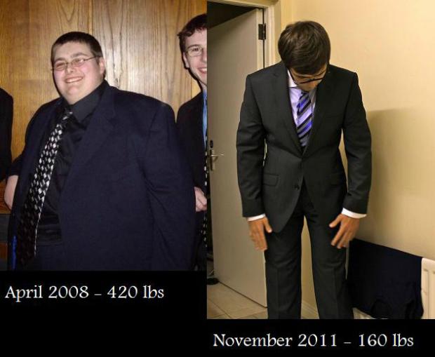 John é um exemplo de muita superação (Foto: Reprodução) (Foto: John é um exemplo de muita superação (Foto: Reprodução))