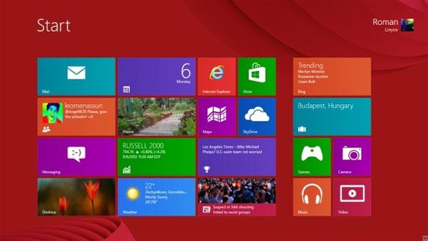 Até o momento, quem instalar o Windows 8 pirata não poderá ativar o sistema (Foto: Reprodução)