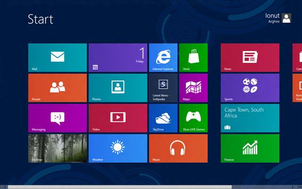 Usuários do Windows 8 serão forçados a se acostumar com a tela inicial do sistema (Foto: Reprodução)