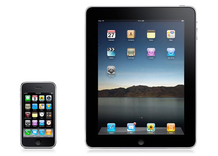 iPhone e iPad (Foto: Reprodução)
