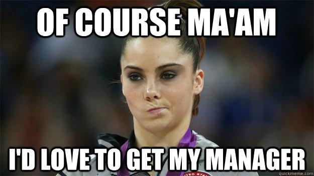 Meme ironiza o rosto mal humorado da atleta (Foto: Reprodução)