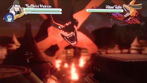 Naruto Shippuden Ultimate Ninja Storm 3 (Foto: Divulgação)
