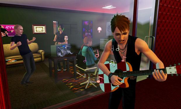The Sims 3: Ambições (Foto: Divulgação)
