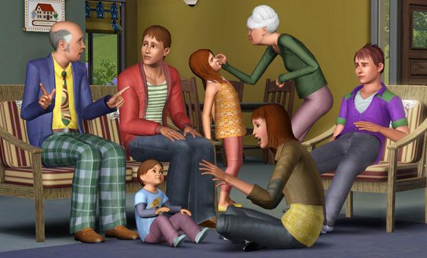 The Sims 3: Gerações (Foto: Divulgação)
