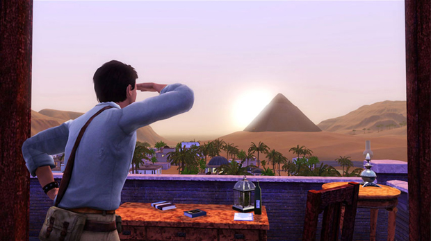 The Sims 3: Volta ao Mundo (Foto: Divulgação)