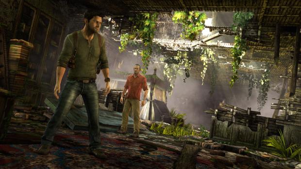 Uncharted 3: Drake's Deception (Foto: Divulgação)