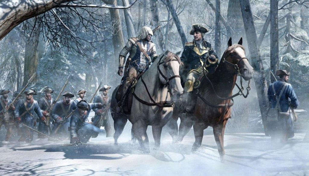 Assassin's Creed 4 terá novos protagonistas e período histórico, diz Ubisoft Assassins-creed-iii-b
