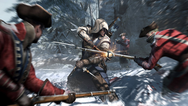 Assassin's Creed III (Foto: Divulgação) (Foto: Assassin's Creed III (Foto: Divulgação))