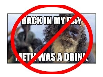 Um dos memes preconceituosos criticados pelos usuários do Facebook (Foto: Reprodução)