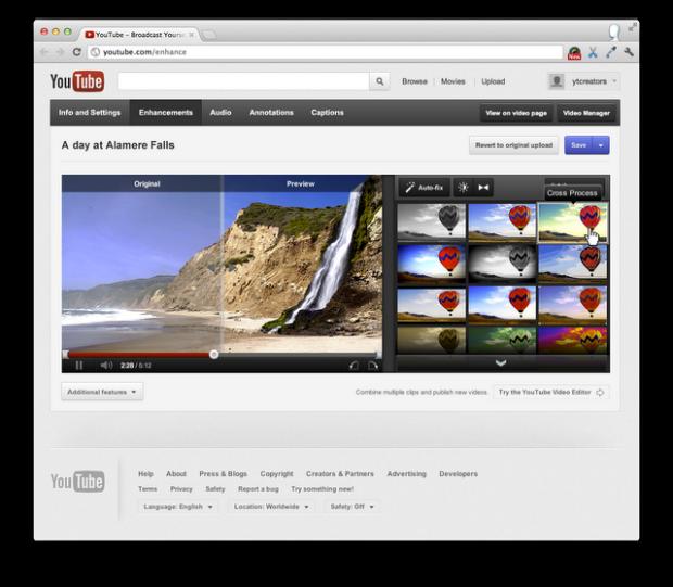 Novidade do YouTube foi divulgada nesta quinta-feira (Foto: Reprodução)