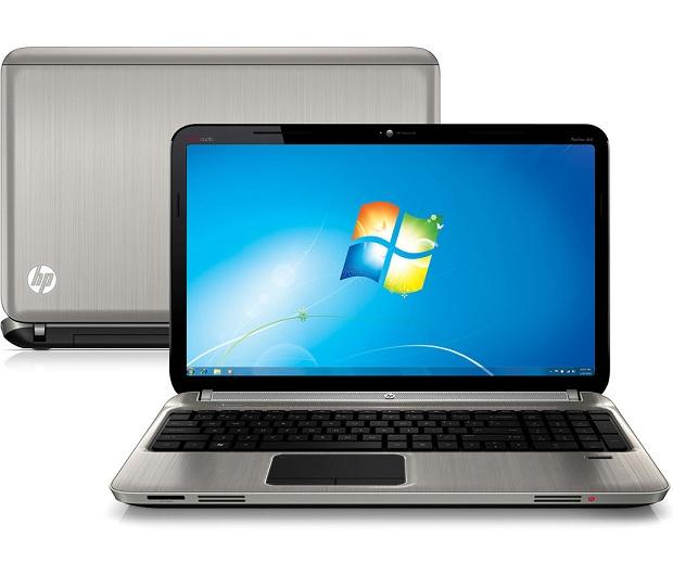 O notebook HP Pavilion DV6-6170BR é uma boa opção para uso doméstico (Foto: Divulgação)