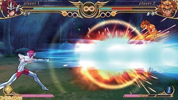 Saint Seiya: Ultimate Cosmos (Foto: Andriasang)