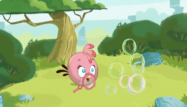 Angry Birds Seasons vai ter personagem feminina (Foto: Reprodução)