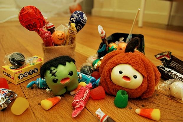 Mais doces e travessuras (Foto: Inhae Renee Lee)