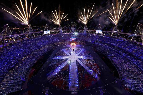 Músicas da cerimônia de encerramento dos Jogos Olímpicos 2012 está no iTunes (Foto: Reprodução)
