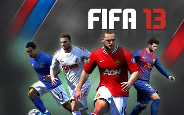 FIFA 13 (Foto: Div ulgação)