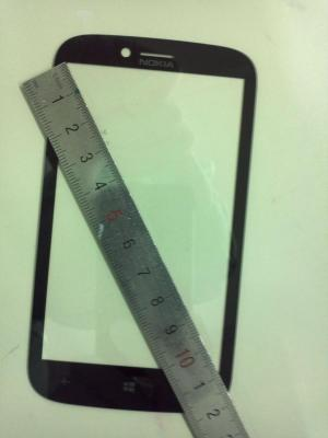 Imagem do painel de vidro do novo Windows Phone 8 da Nokia (Foto: Reprodução)