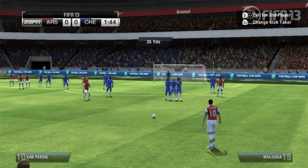 Nada de mulheres em FIFA 13 (Foto: Divulgação) (Foto: Nada de mulheres em FIFA 13 (Foto: Divulgação))