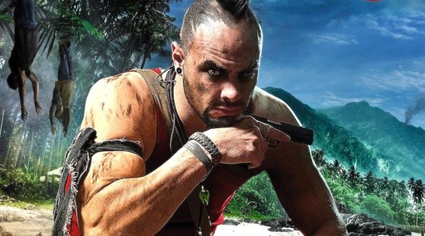 O vilão de Far Cry 3 (Foto: Divulgação) (Foto: O vilão de Far Cry 3 (Foto: Divulgação))