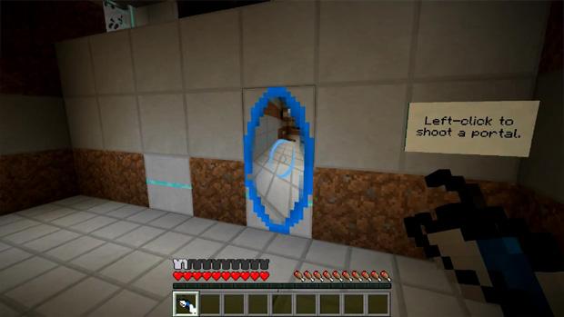Portal Gun Mod (Foto: Divulgação)