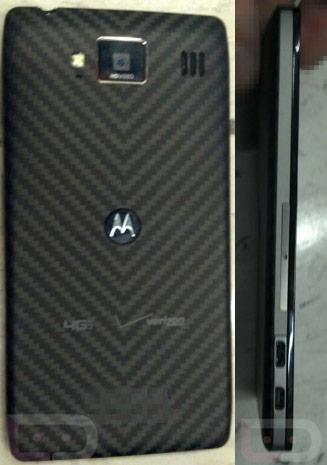 Está chegando o Motorola Droid Razr HD (Foto: Reprodução)